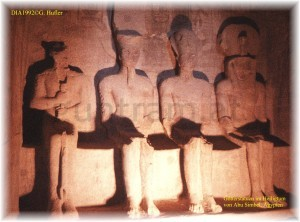 Abu Simbel; das Ziel der Sonnenstrahlen | 2007©G.Hufler