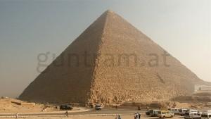 (6) Große Pyramide; Gizeh