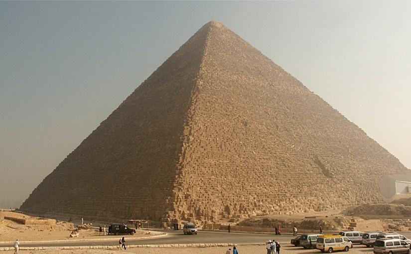 Cheops – Pharao ohne Pyramide?