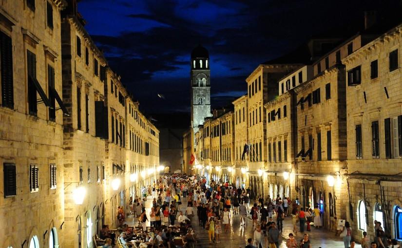 2013; Kroatien – Trogir, Split und Dubrovnik
