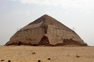 (4) Knickpyramide; Snofru