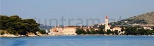 Trogir - vom Schiff aus
