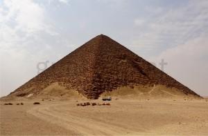 (5) Rote Pyramide; Snofru